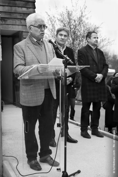 Dans le cadre de Ris en images, voici le reportage photo sur l'inauguration des agrandissements des jardins familiaux de Ris-Orangis en présence de Mr le Maire Stéphane Raffalli