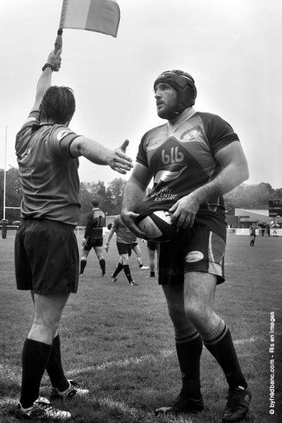 Dans le cadre de Ris en images, voici le reportage photo sur le match retour de rugby des 16ème de finale du Championnat de France Ris Orangis-Épernay