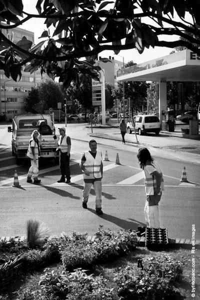 Dans le cadre de Ris en images, un reportage sur les services techniques de la ville de Ris-orangis qui s'occupent de notre cadre de vie
