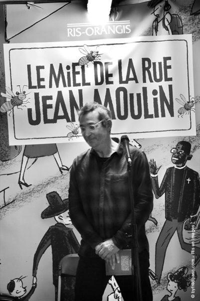 Dans le cadre de Ris en images, voici un reportage photo sur la journée portes ouvertes des lieux de culte et la lecture publique du miel de la rue Jean Moulin à Ris-Orangis
