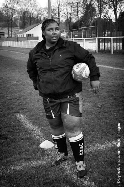 Dans le cadre de Ris en images, voici un reportage photo sur la pratique du rugby féminin à Ris-Orangis